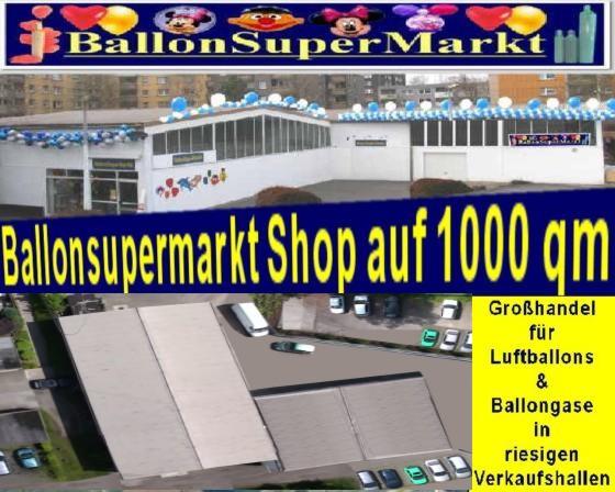 Ballonsupermarkt-Luftballons-Grosshandel