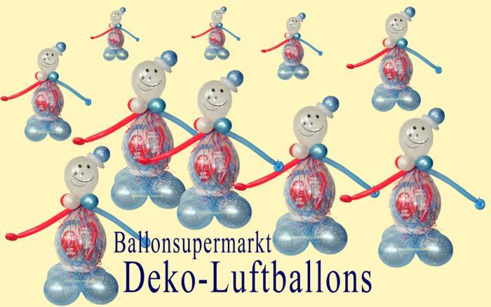 Dekoration zum geburtstag mit luftballons - Luftballon deko ...